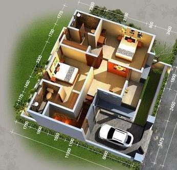 Harga Rumah Minimalis Type 45 Desember 2018 Blog Material Bangunan