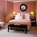 kamar warna coral