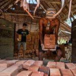 perhitungan batu bata